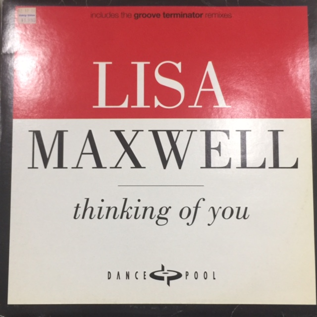 lisa maxwell thinking of you 2 12 fatman records