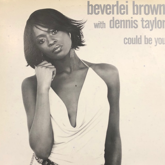 Beverlei Brown & Dennis Taylor - Could Be You (12'') - FATMAN RECORDS