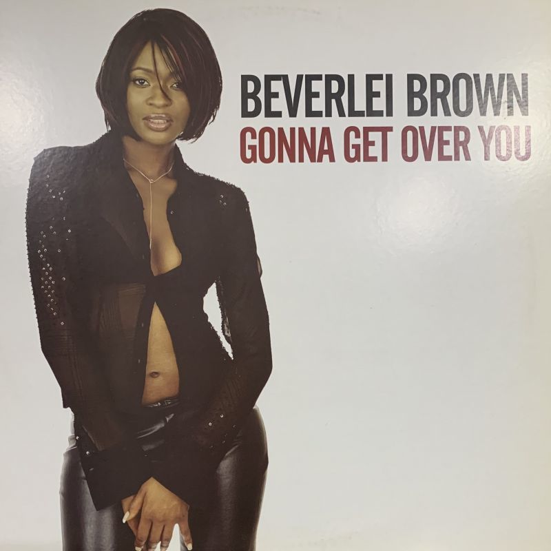 Beverlei Brown - Gonna Get Over You (12'') - FATMAN RECORDS